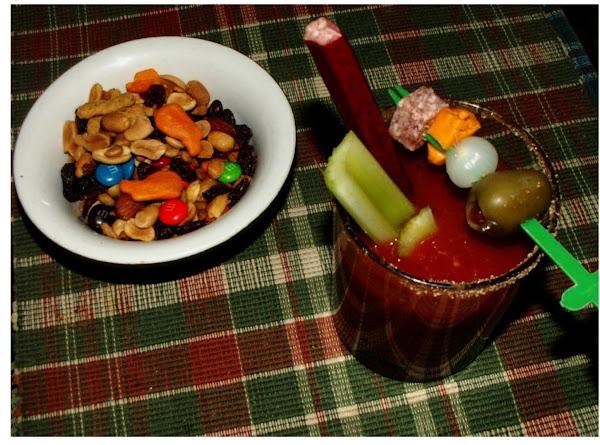 Bloody Mary Mix Recipe