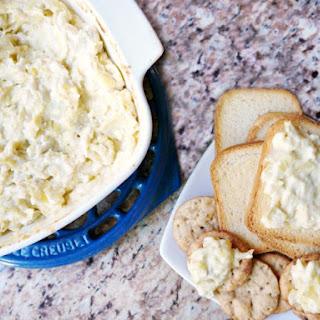 3 Ingredient Artichoke Dip