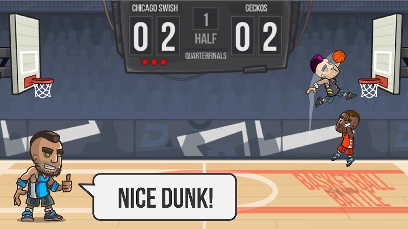 Basketball Battle Screenshot 2