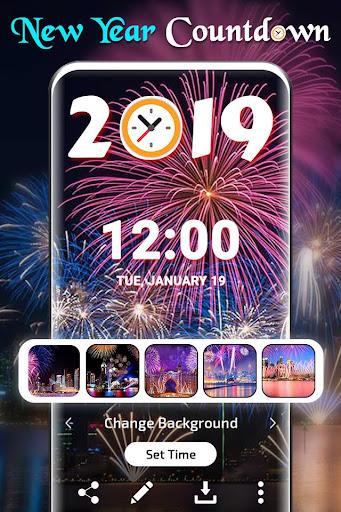 Christmas New Year Countdown 2019 1.1 screenshots 2