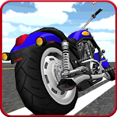City Moto Racing 3D