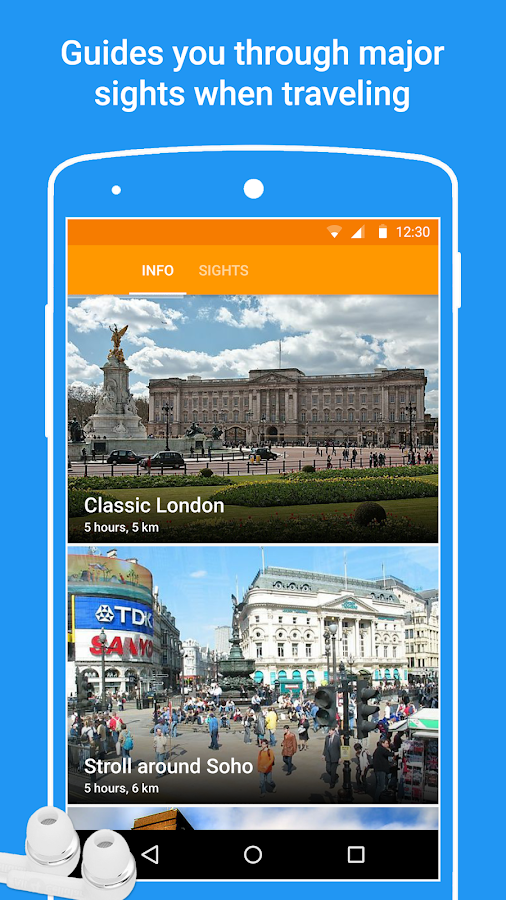 London- screenshot