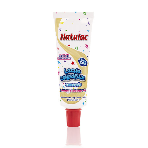 Leche Condensada Natulac 50Gr