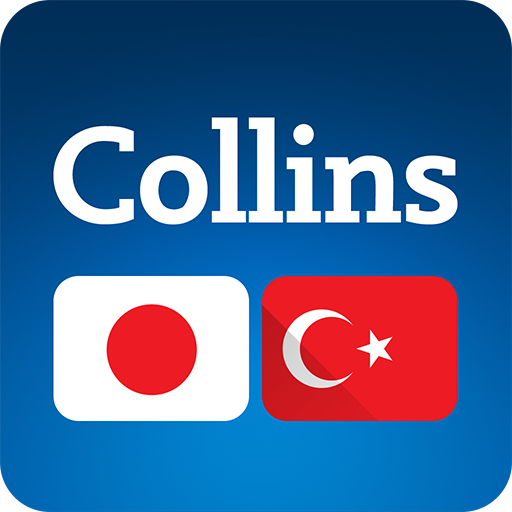 Collins Japanese<>Turkish Dictionary Icon