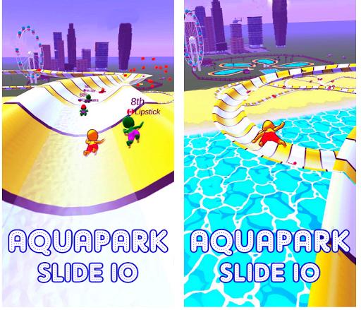 Aquapark io slide water Hack, Cheats & Hints   cheat-hacks com