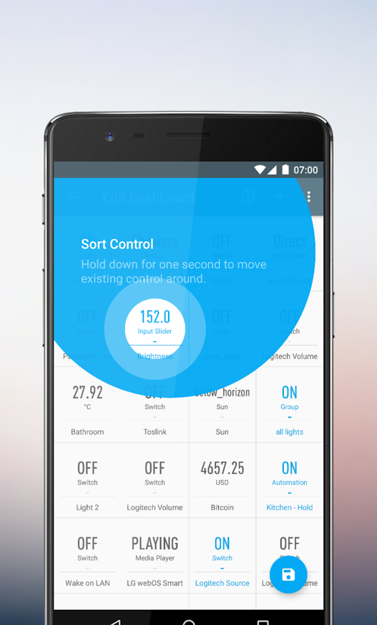 HomeAssist- screenshot