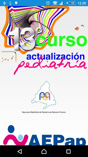 13 Curso Actualización AEPap