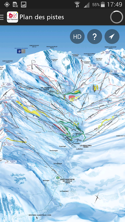 Val Thorens- screenshot
