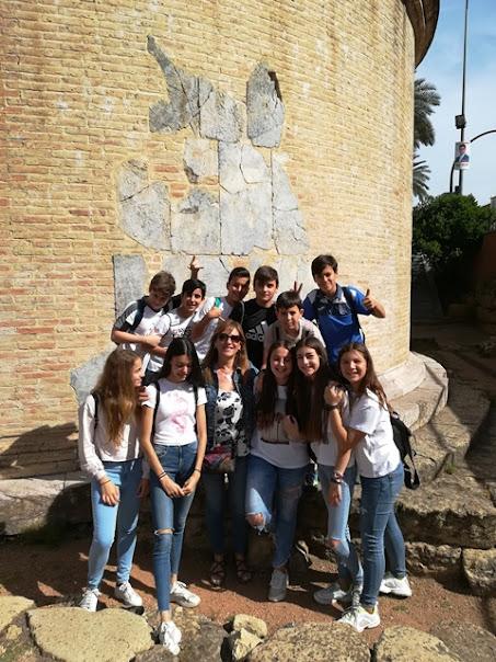Visita a la Corduba romana