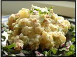 Creamy Bacon Potato Salad Recipe