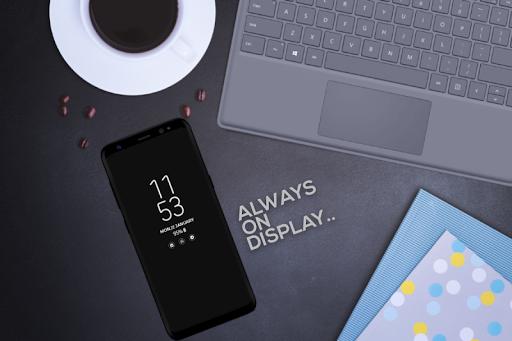 Always on Display - AMOLED 1.0.10 screenshots 8