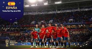 España se llevó su premio.