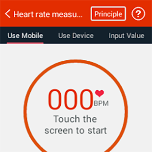 iCare Health Monitor (BP & HR)- screenshot thumbnail