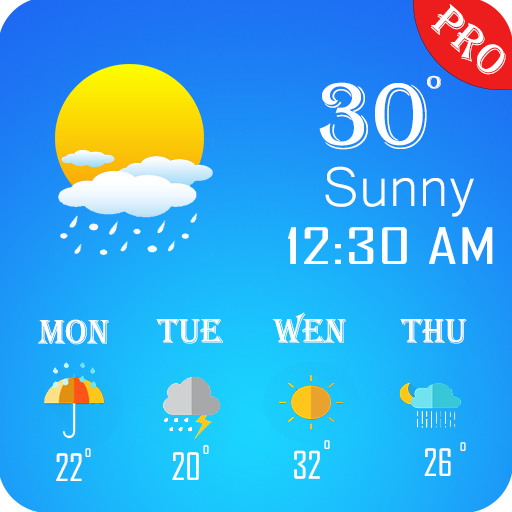 Live Daily Weather Forecast Pro APK Cracked Download
