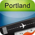 Portland Airport + Radar PDX icon