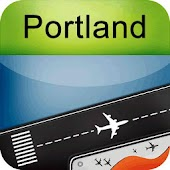 Portland Airport + Radar PDX