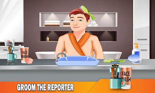 TV Reporter News Adventure: Life Role Story 1.0 1