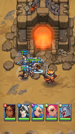 The Game is Bugged! - Guardian Idle RPG  screenshots 3