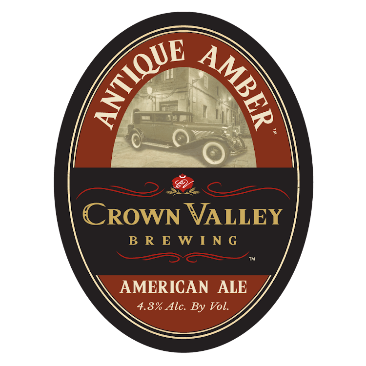 Logo of Crown Valley Antique Amber Ale