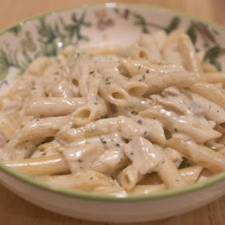 Pasta In Alfredo Sauce With Vegetables Recipes