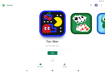 Google Play Games APK screenshot thumbnail 7
