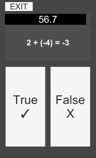 One Digit Math (Addition and Subtraction) android2mod screenshots 4