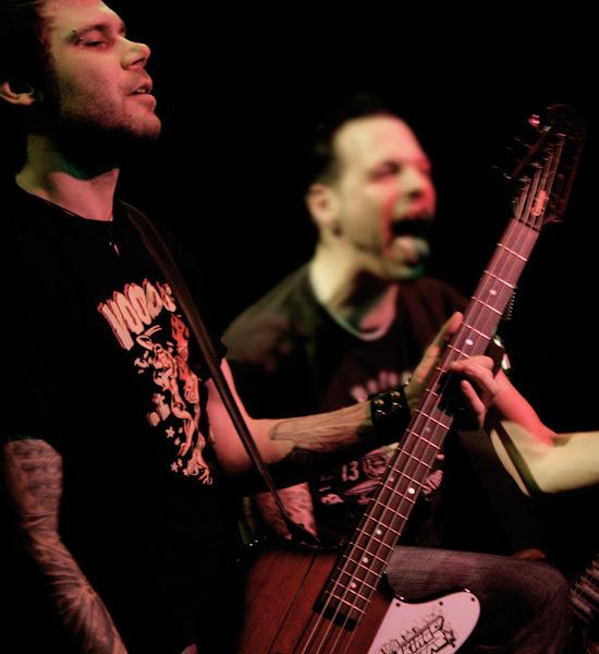 Photo: King Vegas live in concert Robert Schulwitz Photography Germany München Munich Rock Charts Band