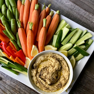 Lemon Hummus.