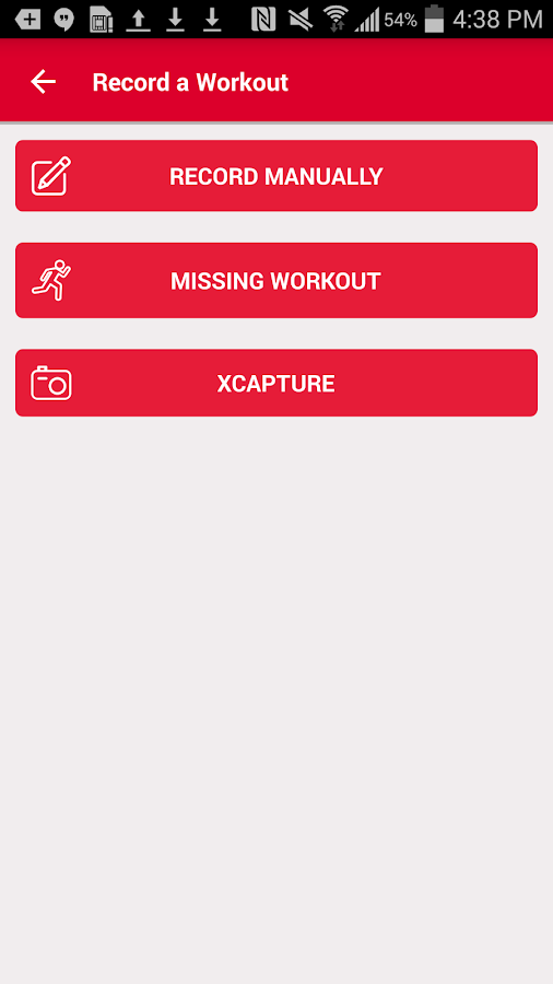 VASA Fitness- screenshot