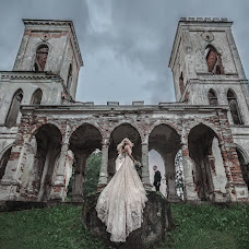Wedding photographer Aleksandr Aushra (AAstudio). Photo of 04.07.2017