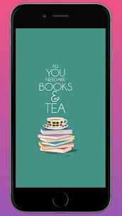 4K Boba Tea Wallpaper 4