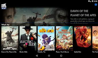 Screenshot of FOX Movies Play