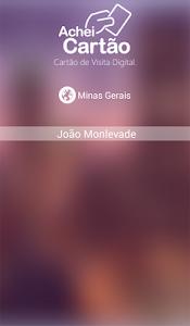 Achei Cartão screenshot 1
