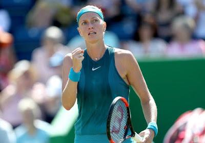 WTA Rome: deux forfaits et un choc pour les quarts de finale