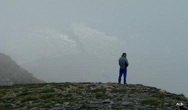 Photo: La soledad del guia.