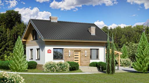 projekt Dom przy Imbirowej 3 N