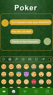 Poker-iKeyboard-Theme 1