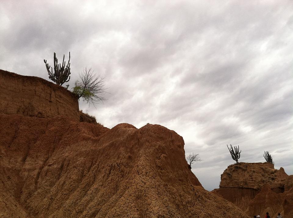 gurun tatacoa, kolombia