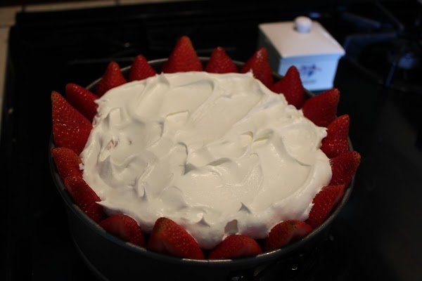 Then top with the whipped topping.