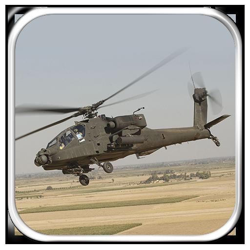 直升机射击空袭 動作 App LOGO-APP開箱王