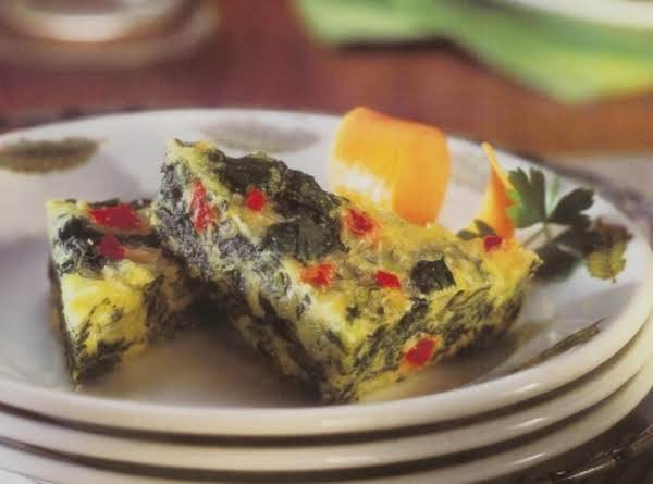 Easy Cheesy Spinach Appetizer