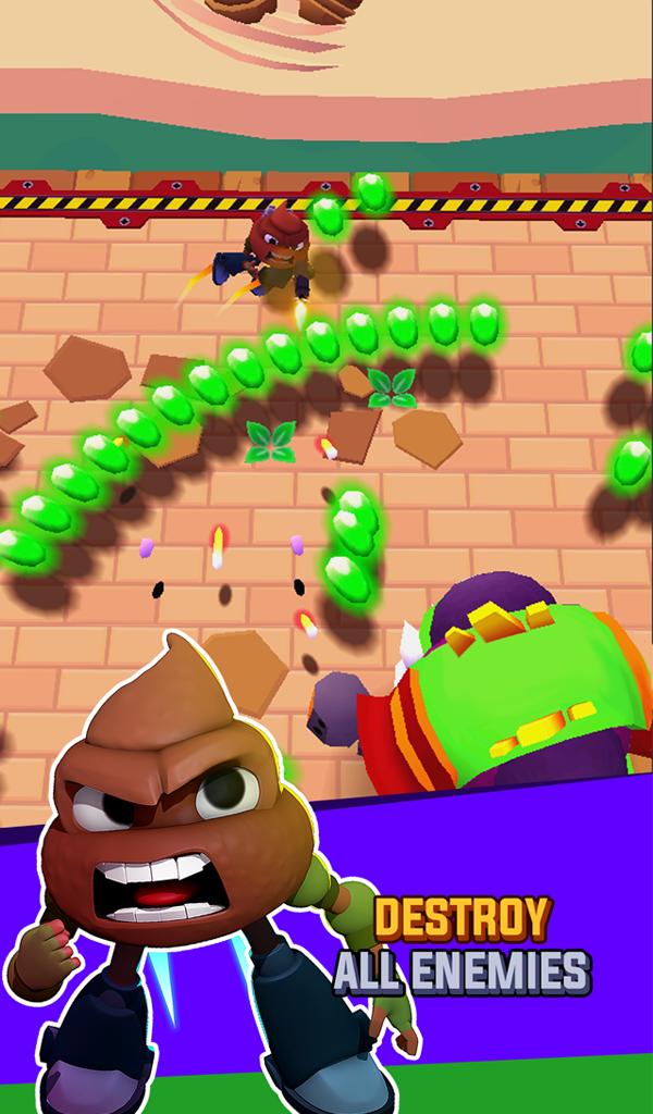 Frantic Shooter screenshot #4