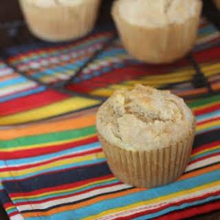 Easy Apple Cinnamon Muffins.