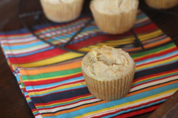 Easy Apple Cinnamon Muffins