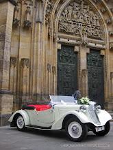 Photo: Wedding Day, St. Vitus Cathedral, Prague