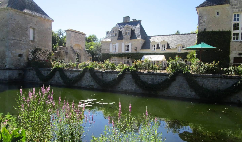 Maison avec piscine Semblançay