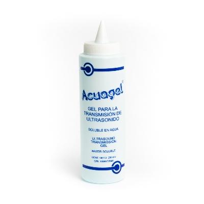 gel de ultrasonido acuagel 250cc Acuagel