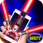 Laser Weapons Lightsaber 3D