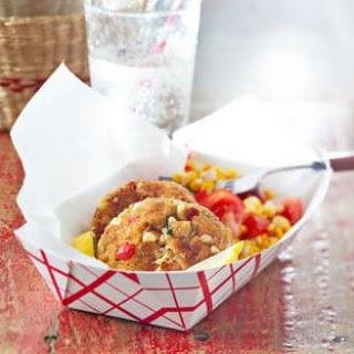 Maryland Corn & Crab Cakes