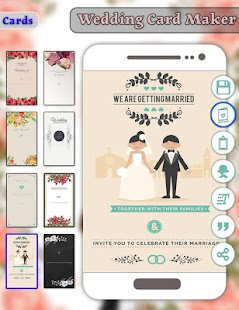 Download Wedding Card Maker : Invitation Card Maker For PC Windows and Mac apk screenshot 1